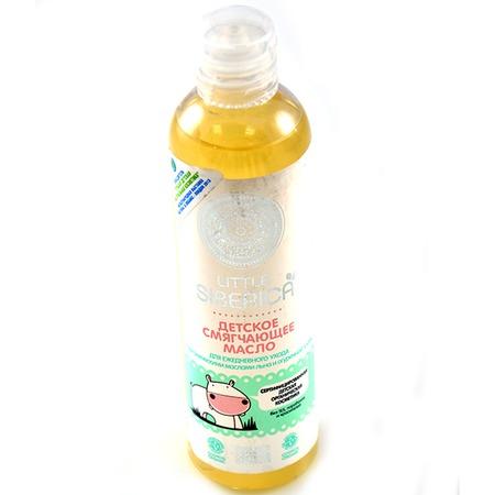 Купить Масло детское Natura Siberica смягчающее