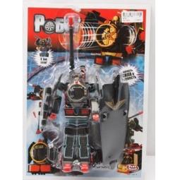 фото Игрушка-трансформер PlaySmart «Робот» Р41285