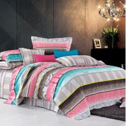 фото Комплект постельного белья Amore Mio Foresta. Provence. 1,5-спальный