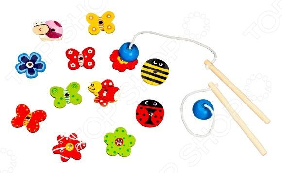 Игрушка развивающая Mapacha «Ловим бабочек»