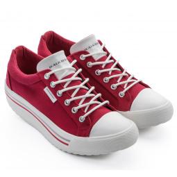 Купить Кеды Walkmaxx Comfort 3.0. Цвет: красный
