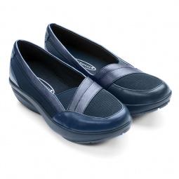 Купить Мокасины женские Walkmaxx Comfort 2.0. Цвет: синий