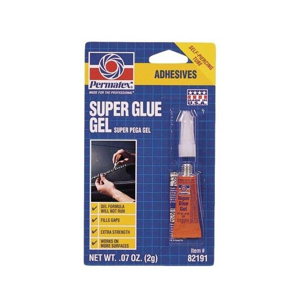 фото Суперклей универсальный Permatex PR-82191 Super Glue