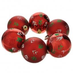 фото Набор новогодних шаров Феникс-Презент 35509