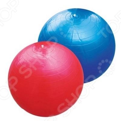 Мяч гимнастический Atemi AGB-01-85 купальник гимнастический atemi akg 07