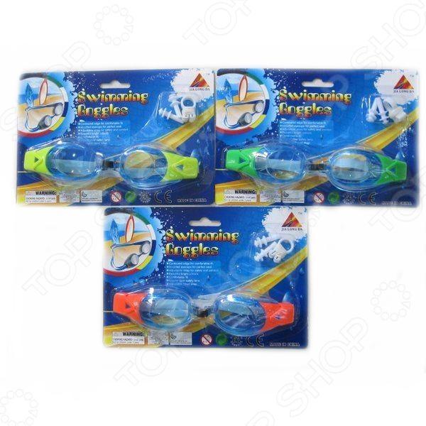 Набор для плавания Intex TX71123. В ассортименте Набор для плания Intex TX71123 /