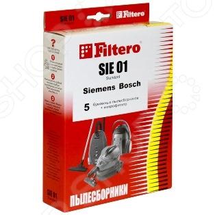 Фильтр для пылесоса Filtero SIE-01 аксессуары для пылесоса sanyo 1400ar bsc wd95 wd90 wd80