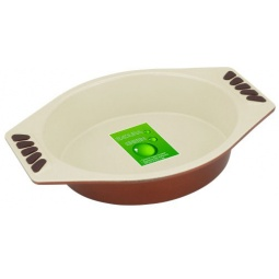 фото Форма для выпечки Vitesse Exdura Green. Цвет: коричневый