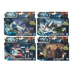 фото Фигурка игрушечная Hasbro Космический корабль. Звездные войны. Класс 1. В ассортименте