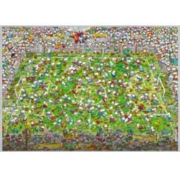 Купить Пазл 4000 элементов Heye «Кубок мира» Guillermo Mordillo