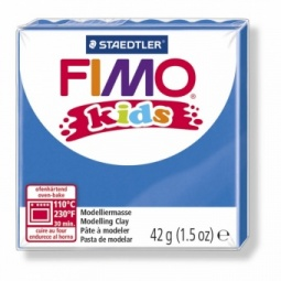 фото Глина полимерная для детей Fimo kids. Цвет: синий
