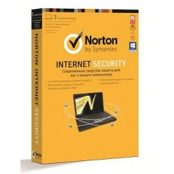Купить Антивирусное программное обеспечение Symantec Norton Internet Security 2013 RU 1 User 3LIC HP Attach