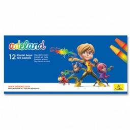 Купить Мелки для рисования ADEL 428-0837-100