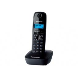 фото Радиотелефон Panasonic KX-TG1611. Цвет: серый, черный