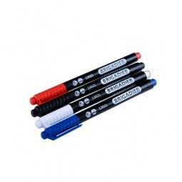 Купить Набор маркеров перманентных для всех поверхностей Brigadier 13021