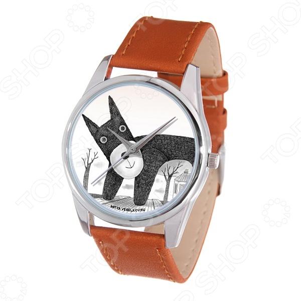 Часы наручные Mitya Veselkov «Плюшевый пес» MV часы наручные mitya veselkov часы mitya veselkov плюшевый пёс арт mv 200