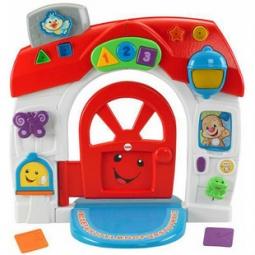 фото Обучающая игрушка Fisher Price «Смейся и учись. Домик»