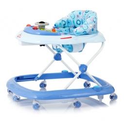 фото Ходунки Baby Care Pilot. Цвет: голубой