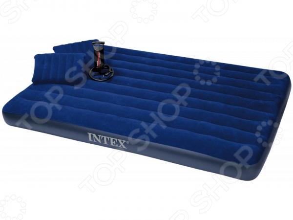 Матрас надувной Intex «Royal» кровать intex comfort plush со встроенным насосом 220в intex 67766