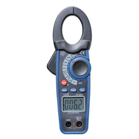 Купить Клещи токовые измерительные СЕМ DT-3341