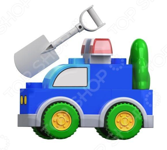 Машинка сборная Dr.Luck «Машинка строителя» G1102
