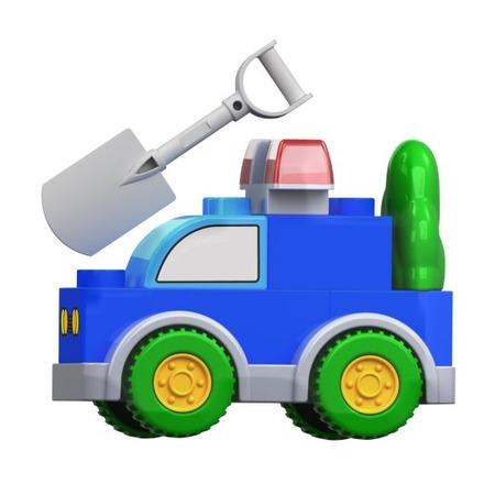 Купить Машинка сборная Dr.Luck «Машинка строителя» G1102