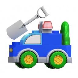 фото Машинка сборная Dr.Luck «Машинка строителя» G1102