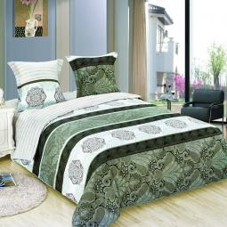 фото Комплект постельного белья Amore Mio Vizantia. Poplin. 1,5-спальный