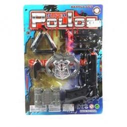 фото Игровой набор для мальчика Shantou Gepai «Полиция» 581-6