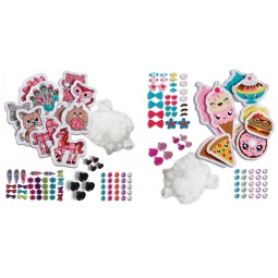 Купить Набор для шитья Sew cool «Мягкие игрушки». В ассортименте