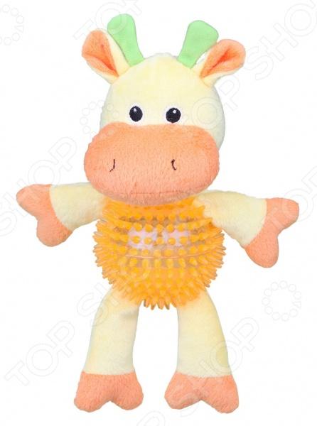 Игрушка для собак DEZZIE «Корова» мягкие модули romana пуфик корова