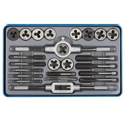 Купить Набор резьбонарезного инструмента Зубр «Эксперт» 28116-H24