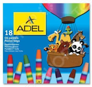 Мелки для рисования ADEL 428 0857 000