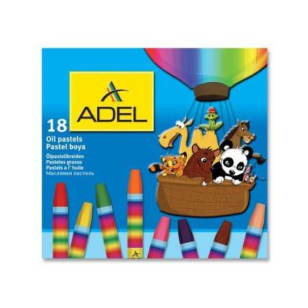 Купить Мелки для рисования ADEL 428 0857 000