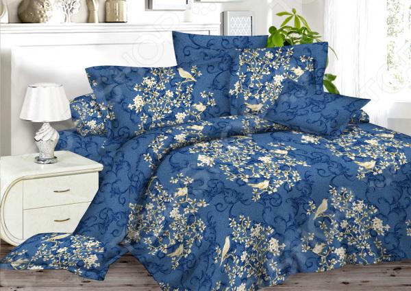 Комплект постельного белья Dream Time BL-44-PP-225. 1,5-спальный1,5-спальные<br>Выбор постельного белья дело ответственное, ведь от его качества зависит то, насколько комфортно вы будете чувствовать себя. Не стоит отвлекаться на яркий и красочный дизайн, главное состав ткани! Постельное белье из синтетических волокон хоть более долговечно и очень красивое, но совсем не пропускает воздух и не отводит влагу. Поэтому, если вы не хотите просыпаться каждый раз в поту такое постельное белье стоит оставить для особых случаев. Однако не стоит увлекаться и изделиями из жестких натуральных тканей. Так, постельное белье с добавлением льна выглядит достаточно привлекательно и аутентично, но может доставить вашей чувствительной коже некоторый дискомфорт. Выбирайте мягкие натуральные ткани, которые будут приятны к телу! Комфортный сон залог хорошего настроения на весь день! Комплект постельного белья Dream Time BL-44-PP-225 идеальный вариант для повседневного использования. Комплект выполнен из плотной хлопчатобумажной ткани, которая изготовляется из нитей 100 натурального хлопка и отличается своей прочностью и высокой стойкостью к бытовому истиранию. Такое постельное белье легко выдержит многократные стирки, сохраняя при этом свою первоначальную форму. На таком постельном белье, при правильном уходе, не будут возникать катышки, которые делают его не только не привлекательным, но и очень неудобным.  Почему стоит выбрать именно этот комплект для вас и ваших близких  Экологичен и отличается натуральным происхождением, так как при его производстве не используются токсичные компоненты.  Не доставляет дискомфорт даже чувствительной коже.  Легкая ткань практически не мнется, поэтому белье не собирается в грубые складки даже во время самого беспокойного сна.  Высокий уровень гигроскопичности позволяет белью впитывать излишки влаги, поэтому вы не будете просыпаться в поту каждый раз.  Натуральный хлопок является неблагоприятной средой для размножения пылевых клещей и грибков.  Прост в ух