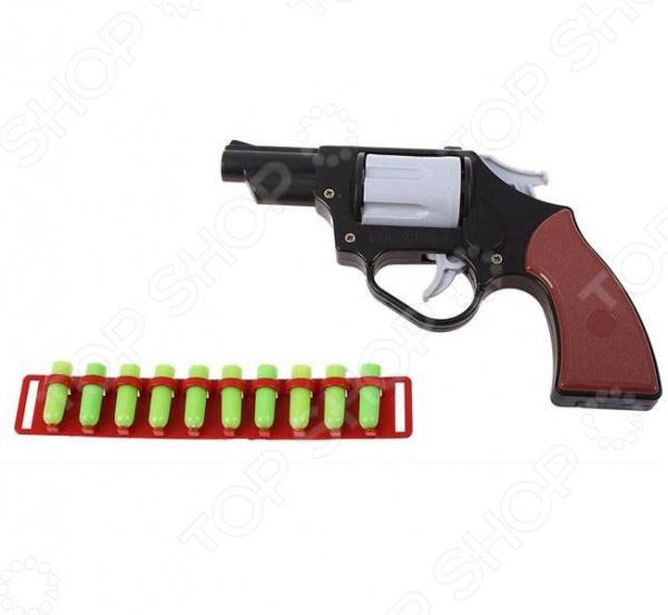 Револьвер игрушечный Форма 06543