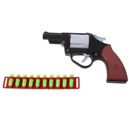 фото Револьвер игрушечный Форма 06543
