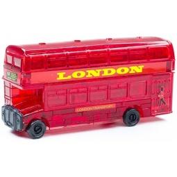 Купить Пазл кристаллический Crystal Puzzle «Лондонский автобус»