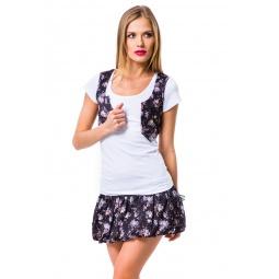 фото Комплект одежды Mondigo 8589. Цвет: темно-синий. Размер одежды: 42