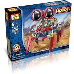 Купить Конструктор игровой Loz iRobot «Крабс»
