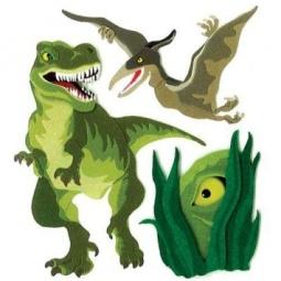 Купить Стикеры ЗD EKSuccess Tools «Динозавры»