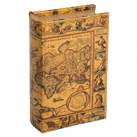 Купить Книга-сейф Alparaisa «Вокруг света»