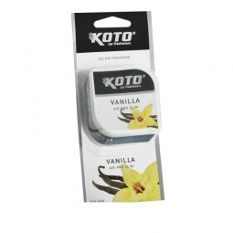 фото Ароматизатор гелевый Koto Air Pro Slim. Модель: Vanilla