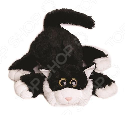 Мягкая игрушка Gulliver 18-3001-3 «Котик Шалунишка». В ассортиментеМягкие игрушки<br>Товар продается в ассортименте. Цвет товара при комплектации заказа зависит от наличия товарного ассортимента на складе. Мягкая игрушка Gulliver 18-3001-3 Котик Шалунишка милая игрушка с длинным и пушистым мехом, украсит любую детскую комнату и принесет радость и веселье во время игр. Игрушка изготовлена из искусственного меха, трикотажного волокна. Все материалы абсолютно безвредны для здоровья ребенка. Материал не выгорает на солнце и невероятно мягок. Мягкая игрушка поможет развить воображение, тактильные навыки, зрительную координацию и мелкую моторику рук, а также станет отличным другом.<br>