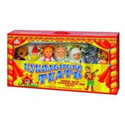 Купить Набор для кукольного театра Весна с персонажами №1