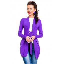 фото Кардиган Mondigo 311. Цвет: фиолетовый. Размер одежды: 48