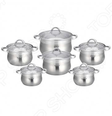 Набор посуды Zeidan Z-51204 набор крем kora набор spa лифтинг уход набор