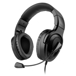 фото Гарнитура компьютерная Speedlink SL-8798-BK-01 Medusa XE Virtual 7.1 Surround Headset