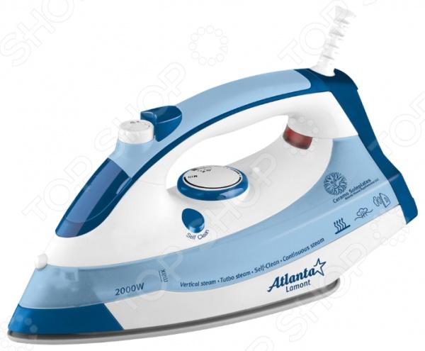 Утюг Atlanta ATH-5491 atlanta ath 5491 blue утюг
