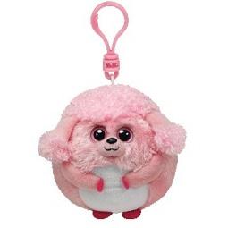 фото Мягкая игрушка с клипсой TY Пудель LOVEY. Высота: 6,5 см